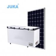 BD/BC-508 Large Capacity 508Liter dc 12v 24v / Battery Powered Solar Deep Chest Freezer Fridge