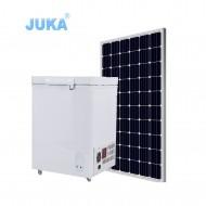 BD/BC-108 108Liter dc 12v 24v / Battery Powered Solar Deep Chest Freezer Fridge
