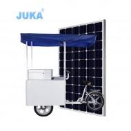 108Liter Solar Ice Cream Tricycle